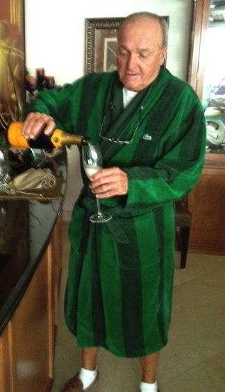 Bartender Miami Chic