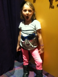 My little mini-me is a Beliber for sure!