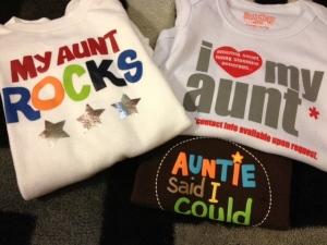 Aunts Rocks!