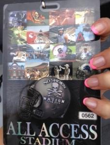 All access mani