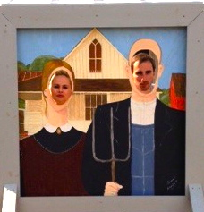 American Gothic at its worst.