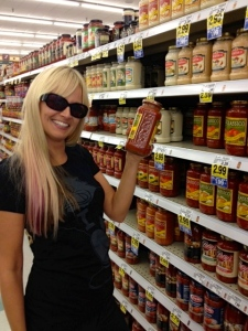 Yep. I'm somebody in the spaghetti aisle.