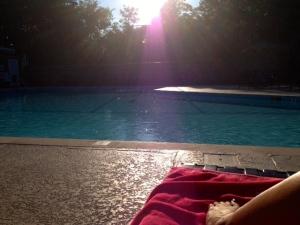 Sunday sundown.