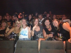Crew at Motley Crue