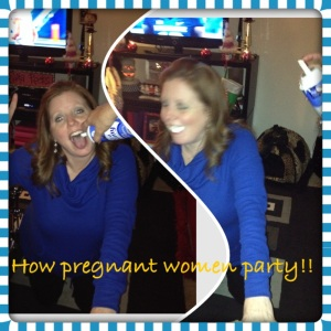 Party for a preggo