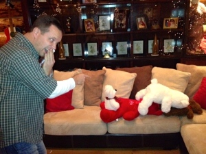 Inappropriate Teddys.