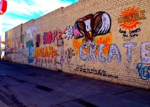 Memory wall by Conoco