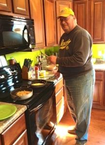 Chef Blowhard Omelette Master