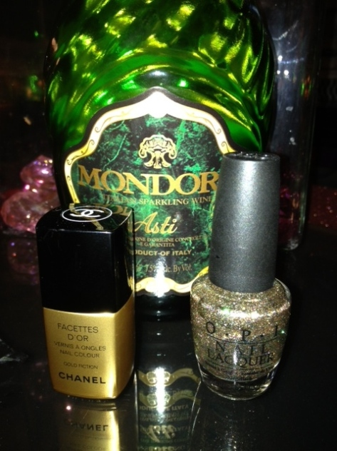 Chanel and OPI