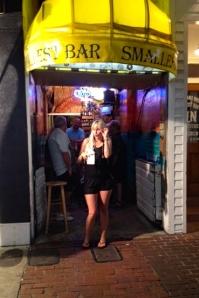 World's Smallest Bar