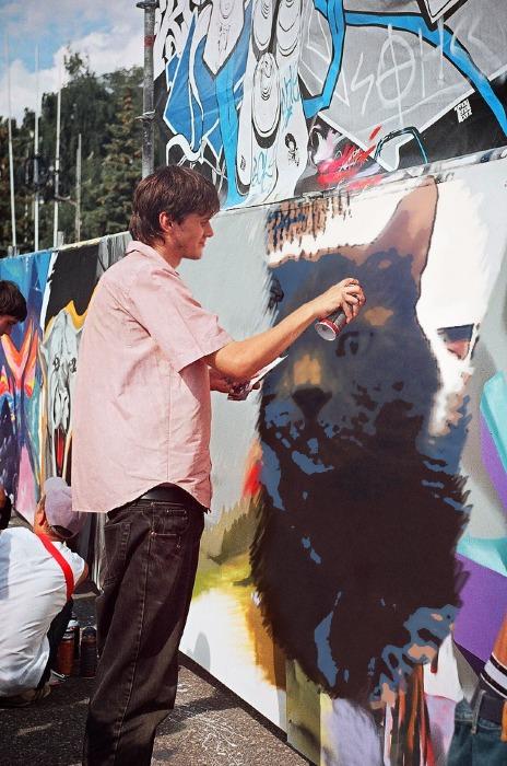 Graffiti Ted-1