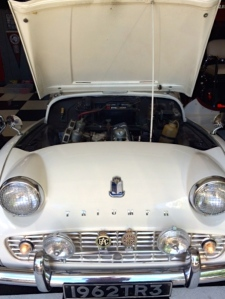 1952 Triumph TR3