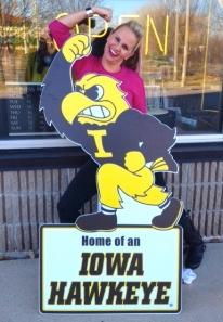 On Iowa!