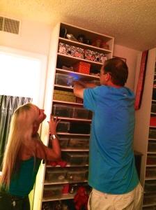 Saving the Closet