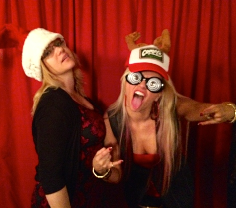 Holly Jolly Drunk Girls