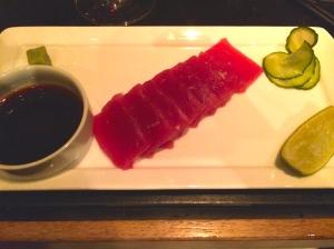 Tasty tuna.