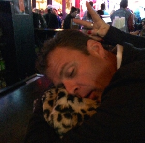 Bar Pillow