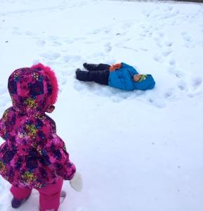 Mellow snow time.