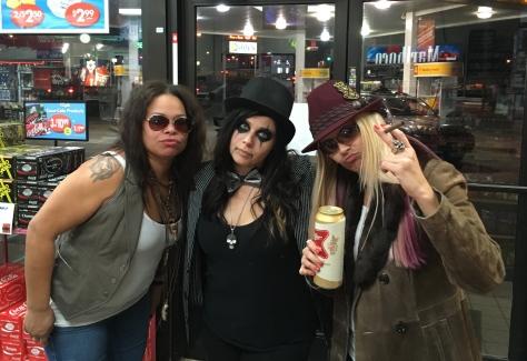 Rock Trio