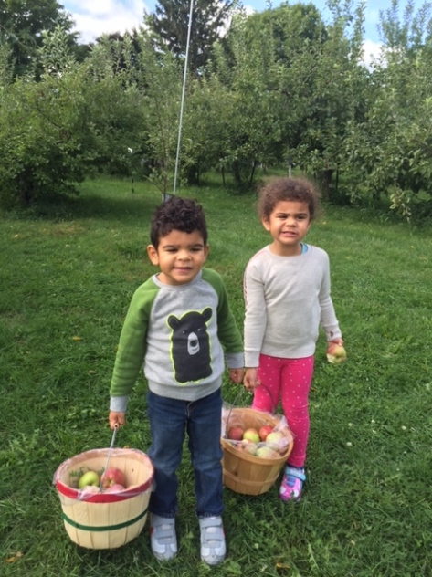 Apple pickers.