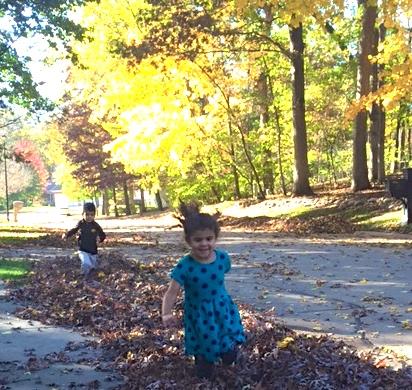 Double the fall fun!