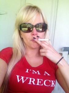 Not a Sexy Smoker